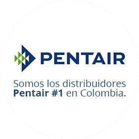 Pentair - Somos los distribuidores Pentair #1 en Colombia